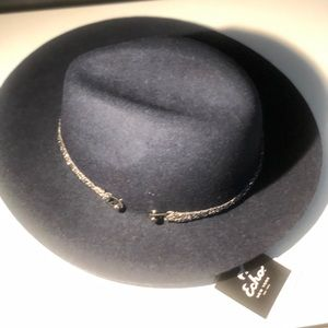COPY - Echo Design Wool Fedora Hat